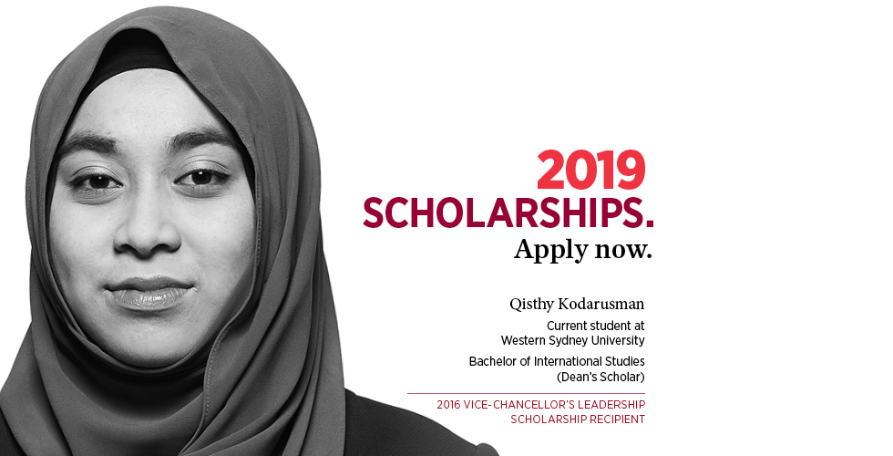 Apply Now for 2019 Scholarships