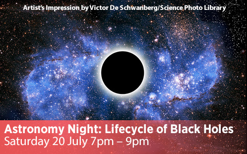 Astronomy Night 20 July 2019