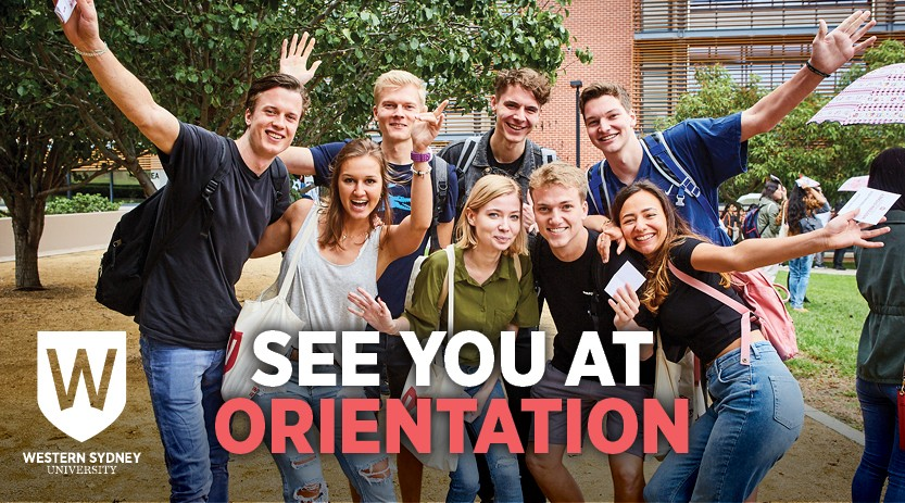 See you at Orientation