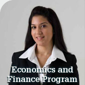 Economics and Finance Program Promo
