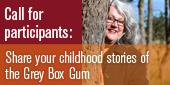 Grey Box Gum research