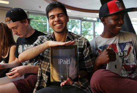 iPad Day
