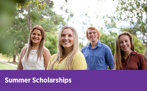 Summer Scholarships