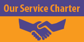Link to Our Service Charter