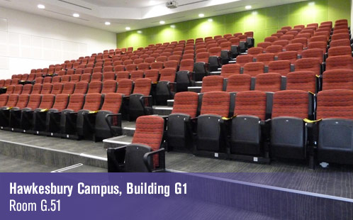 Hawkesbury Campus, Building G1, Room G.51