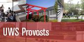 UWS-Provosts