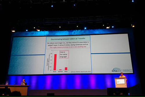ICPhS 2015 - Anne Cutler