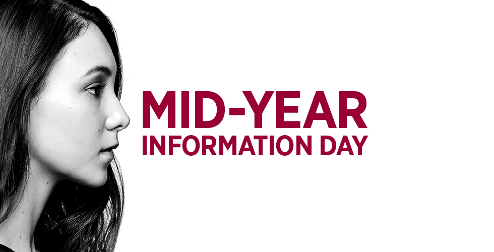 Mid Year - Information Day
