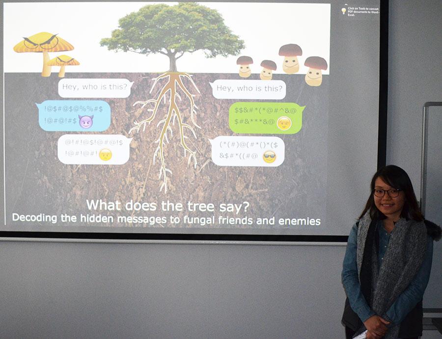 Johanna Wong's 3MT Slide