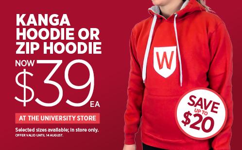 Kanga Zip Hoodies