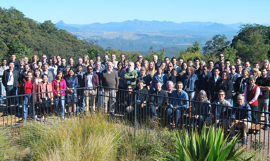 Group photo of delegates at the Wolbachia 2016 Conference