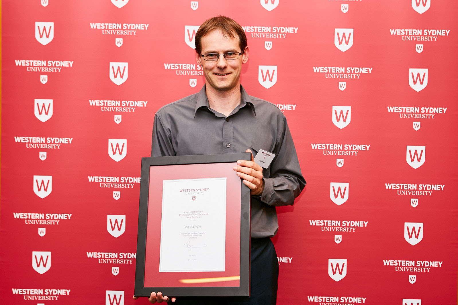 Vice Chancellor S Professional Development Scholarships Western