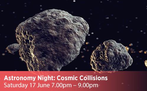 Astronomy Night - 17 June 2017