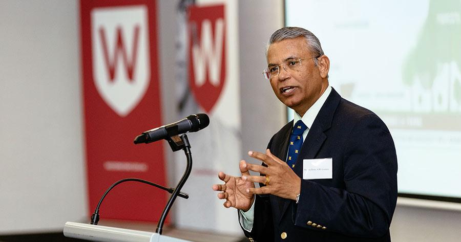 Dr AM Gondane
