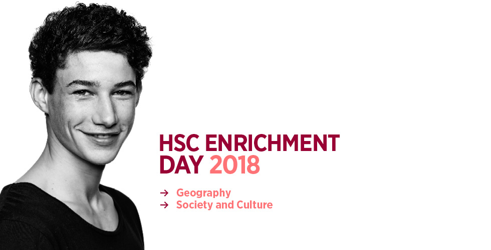 HSC Enrichment Day 2018