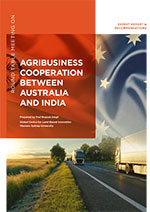 Agribusiness Report Cover