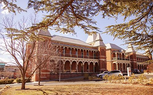 Bathurst Clinical School