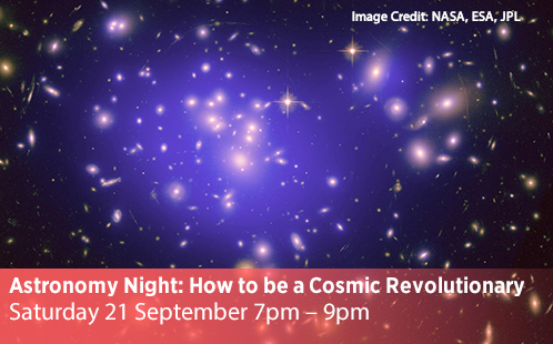 Astronomy Night 21 September 2019