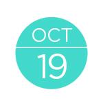 19 October