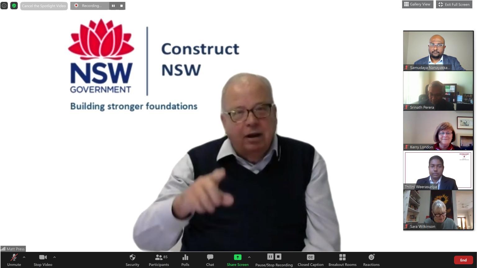 Construct NSW