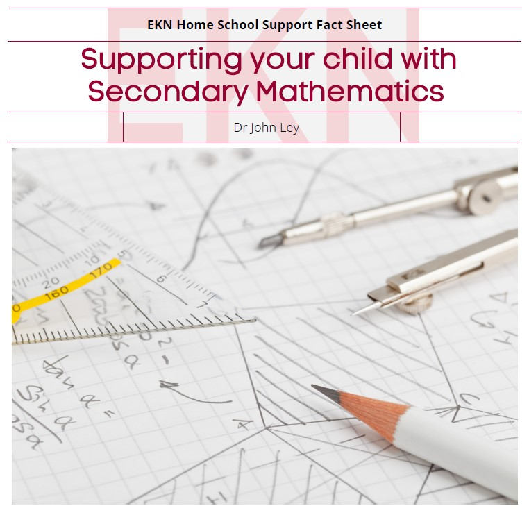 Supporting Secondary Maths