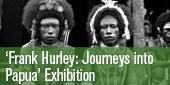 Frank Hurley exhibition