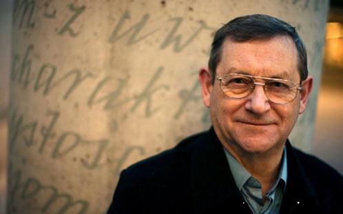Norman Davies portrait