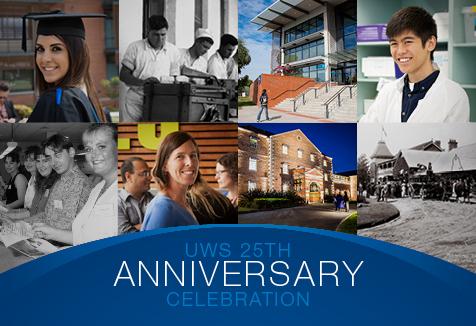 UWS 25th Anniversary