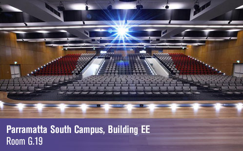Parramatta South Campus, Building EE, Room G.19