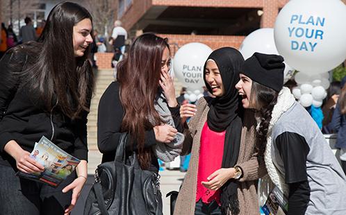 UWS Open Day 2014