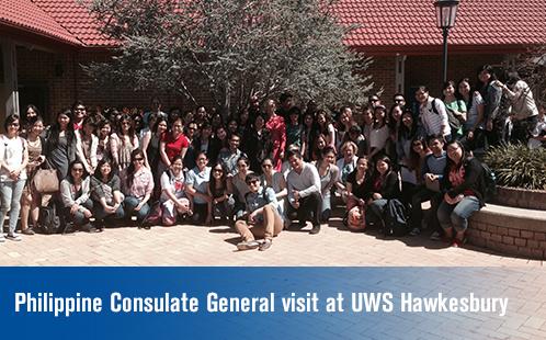 Consul Visit
