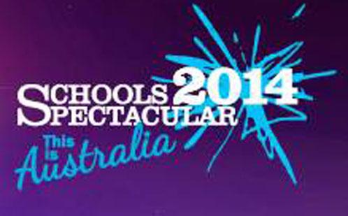Schools spectacular logo