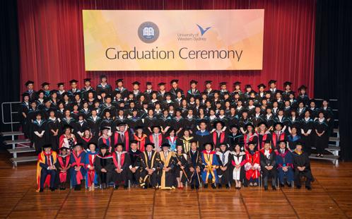 Hong Kong graduations