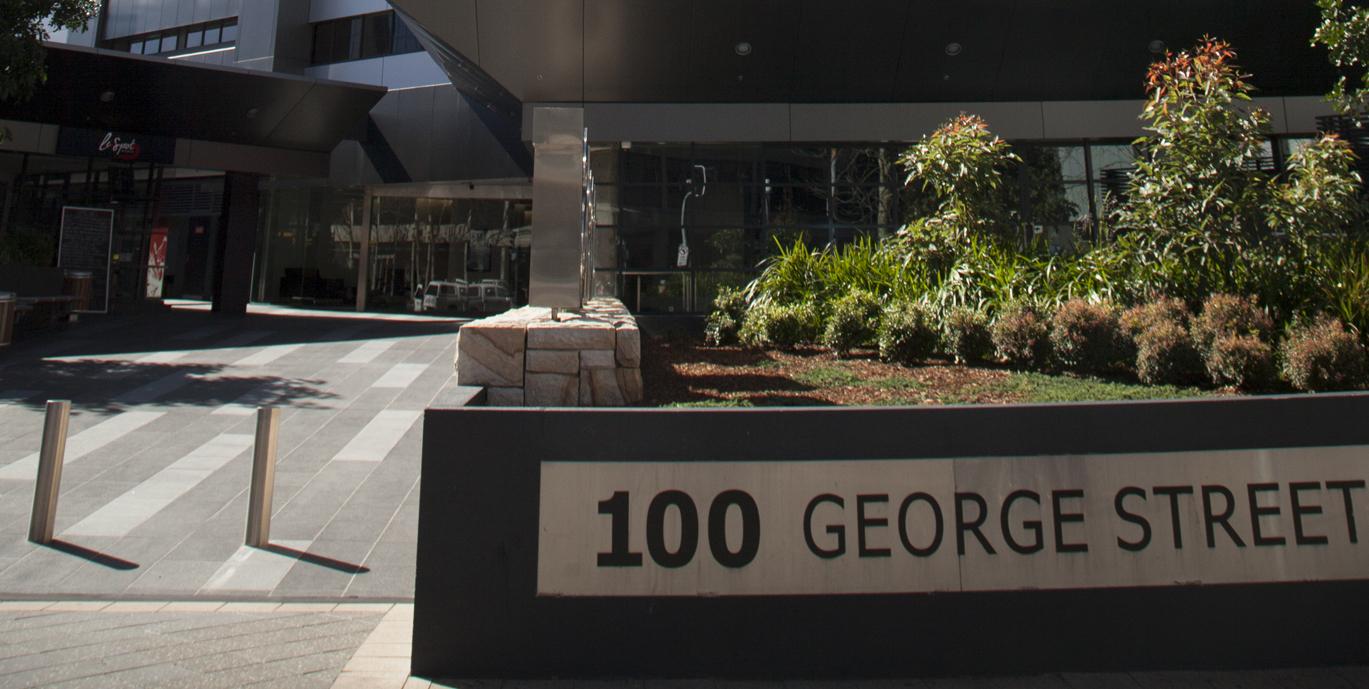 100 George Street