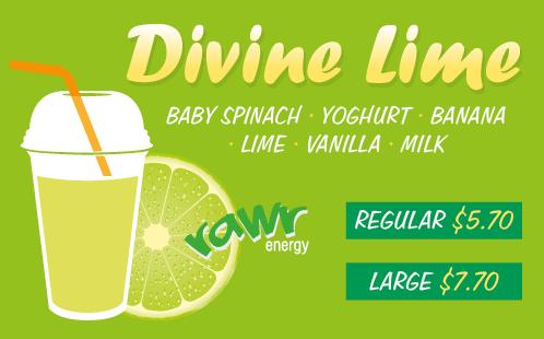 Divine Lime Rawr