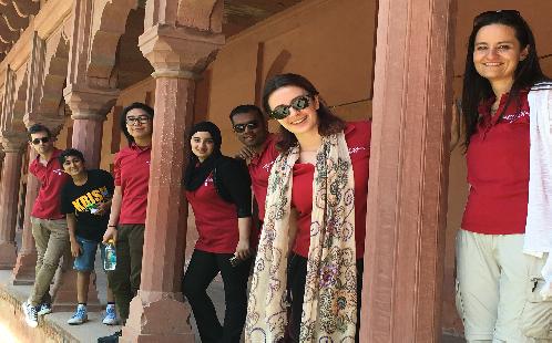 Indian Study Tour