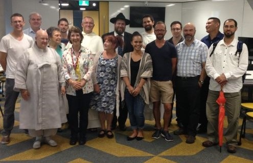 Some of our Western Sydney University Chaplains