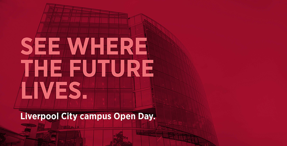 Liverpool City Campus Open Day