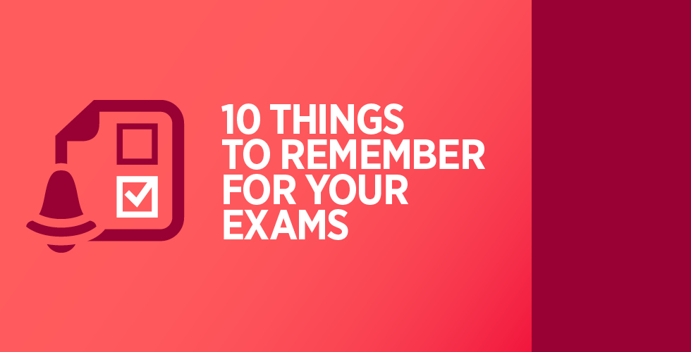 Exam Checklist