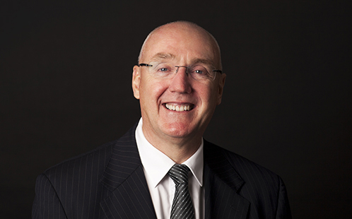 Vice-Chancellor Professor Barney Glover