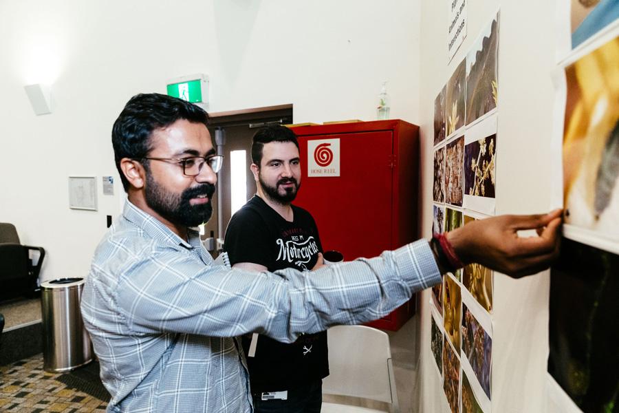 Gaurav Singh and Alihan Katlav
