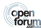 Open Forum Logo