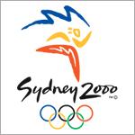 Logo of the Sydney Olympics 2000