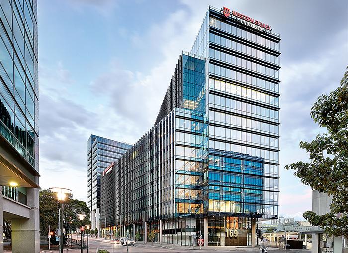 Peter Shergold Building, Parramatta