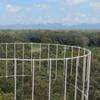 Institute's eucalypt forest free air carbon dioxide enrichment (EucFACE) facility