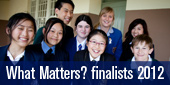 What Matters? finalists