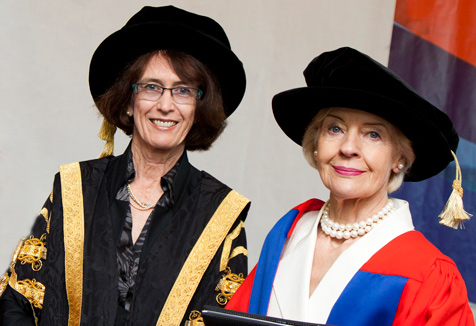 Australian Governor-General, Quentin Bryce