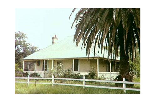 Riverfarm Cottage, present day