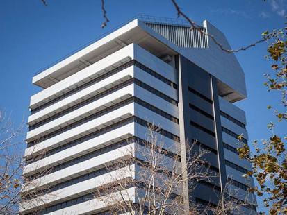 Parramatta City Campus - Building