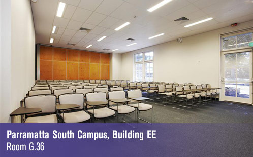 Parramatta South Campus, Building EE, Room G.36